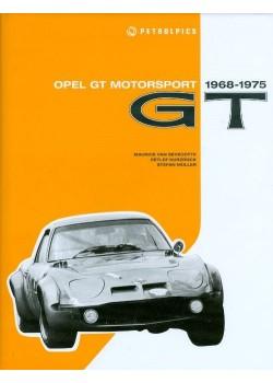 OPEL GT MOTORSPORT 1968-1975