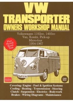 VW TRANSPORTER 1954-1967 - OWNER'S WORKSHOP MANUAL
