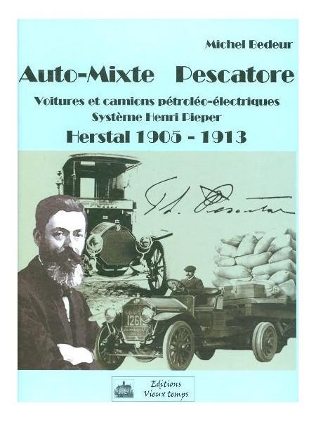 AUTO-MIXTE PESCATORE - VOITURES ET CAMIONS PETROLEO ELECTRIQUES