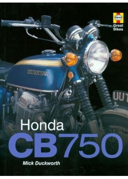HONDA CB750 - HAYNES GREAT BIKES