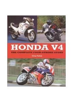 HONDA V4: THE COMPLETE FOUR-STROKE STORY