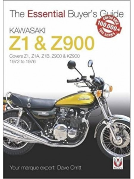 KAWASAKI Z1 & 900 - THE ESSENTIAL BUYERs GUIDE - Livre