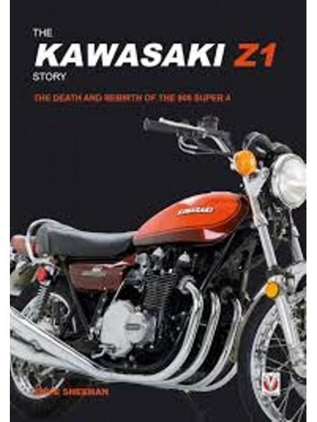 THE KAWASAKI Z1 STORY