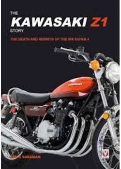 THE KAWASAKI Z1 STORY