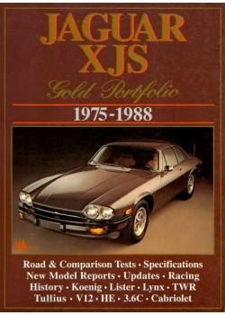 JAGUAR XJS GOLD PORTFOLIO 1975-1988