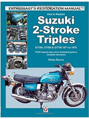 HOW TO RESTORE SUZUKI 2-STROKE TRIPLES