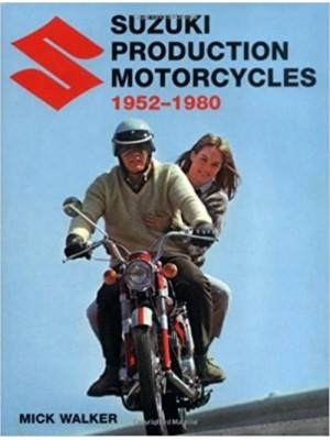SUZUKI PRODUCTION MOTORCYCLES