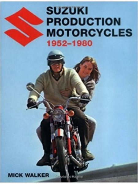 SUZUKI PRODUCTION MOTORCYCLES