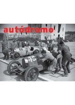 AUTODROMO N°11 CUADERNOS DE HISTORIA DEL MOTOR