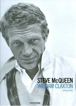 STEVE MCQUEEN - WILLIAM CLAXTON PHOTOGRAPHS