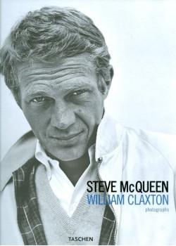 STEVE MCQUEEN - WILLIAM CLAXTON PHOTOGRAPHS
