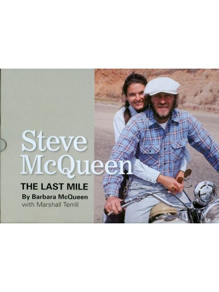STEVE MCQUEEN THE LAST MILE SPECIAL EDITION
