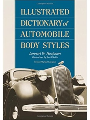ILLUSTRATED DIRECTORY AUTO BODY STYLES