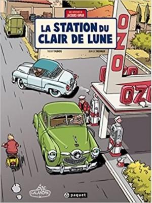 LA STATION DU CLAIR DE LUNE