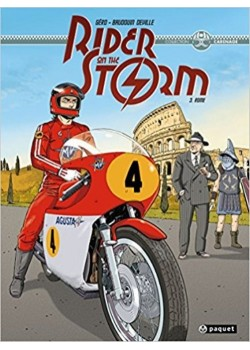 RIDERS ON THE STORM - T3 : ROME