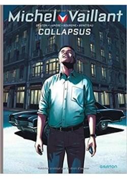 MICHEL VAILLANT (NOUVELLE SAISON) COLLAPSUS