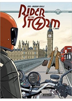 RIDERS ON THE STORM - T2 : LONDRES