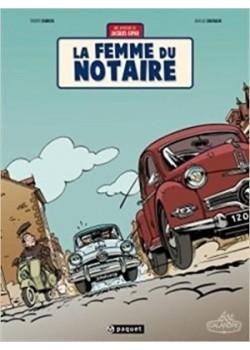 LA FEMME DU NOTAIRE - Livre