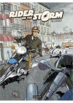 RIDER ON THE STORM - T1 : BRUXELLES - Livre Moto - Cyclos