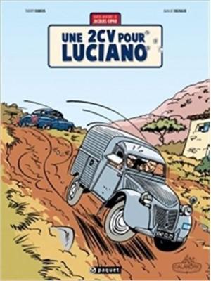 UNE 2CV POUR LUCIANO - JACQUES GIPAR T3