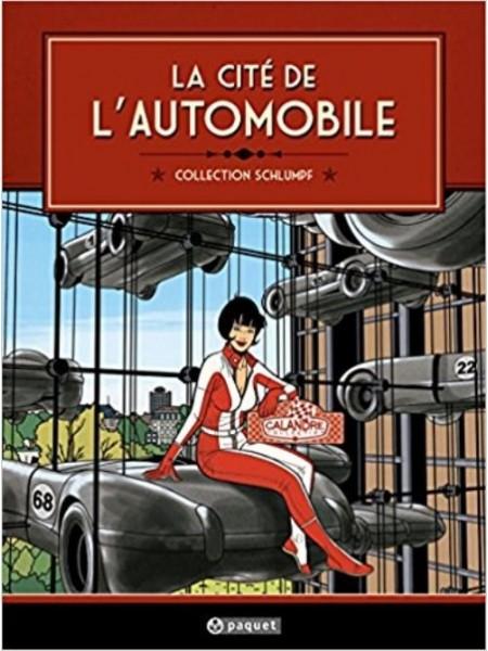 LA CITE AUTOMOBILE - COLLECTION SCHLUMPF