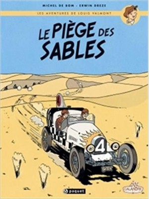LOUIS VALMONT T1 LE PIEGE DES SABLES