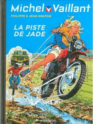 MICHEL VAILLANT T57 - REEDITION - LA PISTE DE JADE