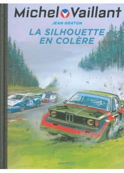 MICHEL VAILLANT T33 - REEDITION - LA SILHOUETTE EN COLERE