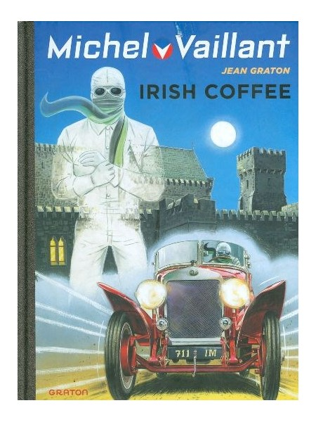MICHEL VAILLANT T48 - REEDITION - IRISH COFFEE
