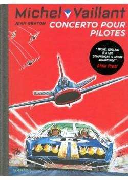 MICHEL VAILLANT T13 - REEDITION - CONCERTO POUR PILOTES