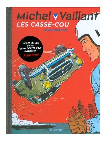 MICHEL VAILLANT T07 - REEDITION - LES CASSE-COU