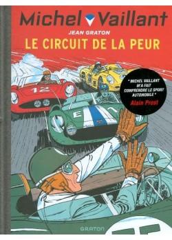 MICHEL VAILLANT T03 - REEDITION - LE CIRCUIT DE LA PEUR