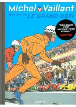 MICHEL VAILLANT T01 - REEDITION - LE GRAND DEFI