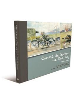 CARNET DE GUERRE DE ROB ROY 1939 A 1944