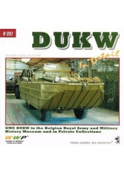 DUKW IN DETAIL - WWP - Livre
