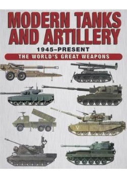 MODERN TANKS AND ARTILLERY- 1945 TO PRESENT