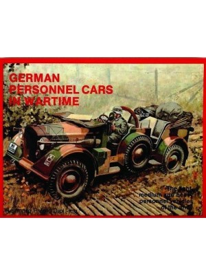 GERMAN PERSONNEL CARS IN WARTIME