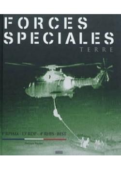 FORCES SPECIALES TERRE - 1° RPIMA - 13° RDP - 4° RHFS - BFST - Livre