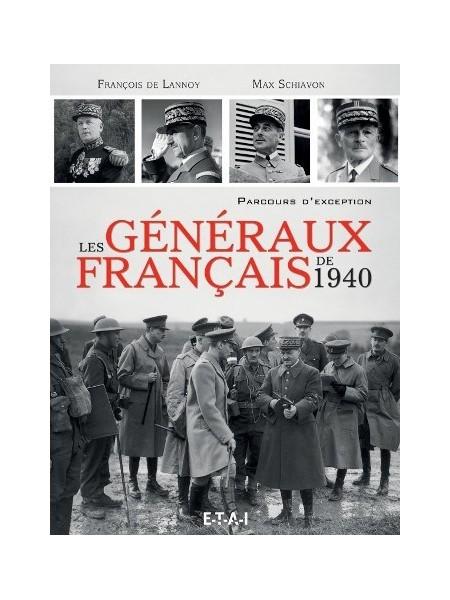 LES GENERAUX FRANCAIS DE 1940