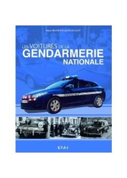 LES VOITURES DE LA GENDARMERIE NATIONALE