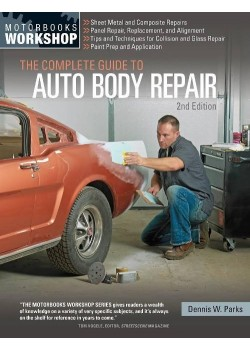 COMPLETE GUIDE TO AUTO BODY REPAIR 2ND EDITION