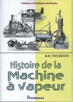 HISTOIRE DE LA MACHINE A VAPEUR