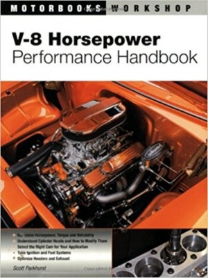 V-8 HORSEPOWER PERFORMANCE HANDBOOK