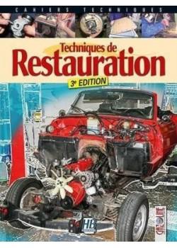 TECHNIQUES DE RESTAURATION 3EME EDITION