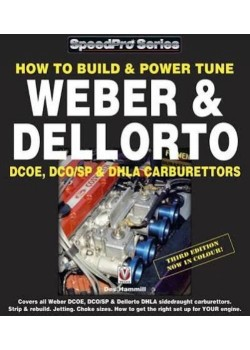 HOW TO BUILD & POWERTUNE WEBER & DELLORTO
