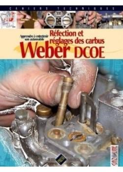 REFECTION ET REGLAGES DES CARBUS WEBER DCOE