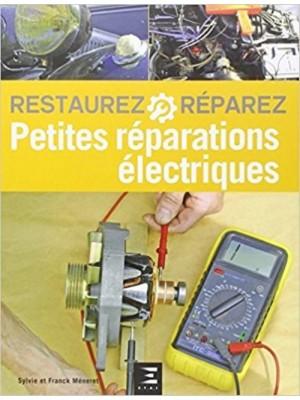 PETITES REPARATIONS ELECTRIQUES - EDITION 2016