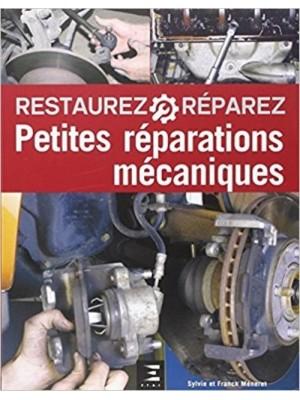 PETITES REPARATIONS MECANIQUES - EDITION 2016