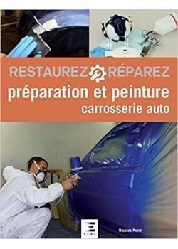 PREPARATION & PEINTURE EN CARROSSERIE AUTO