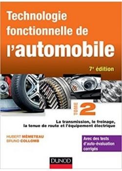 TECHNOLOGIE AUTOMOBILE T2